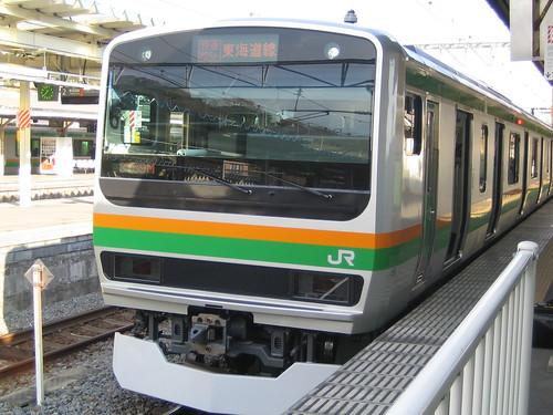 E231 Tokaido-Line