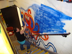 Graffiti the Library 2009!