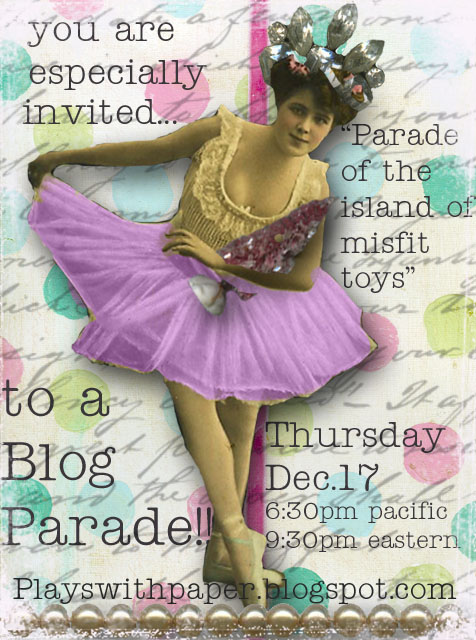 You are invited to a blog parade!!!