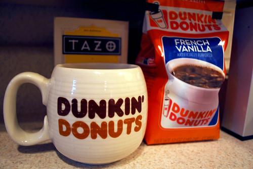 Dunkin' Mug
