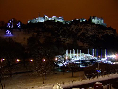 yuletide Castle