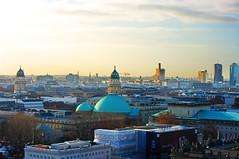 Berlin les toits 16 Gendarmenmarkt, Staatsoper (paspog) Tags: berlin roofs toits decken