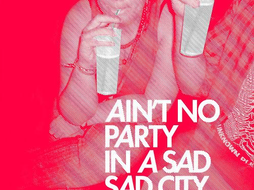 sad sad city