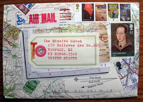 Fabulous air mail