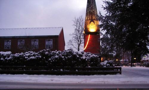 2009 - 2010 Jahreswechsel Kirche