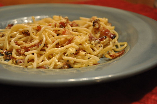 Abracadra Spaghetti Alla Carbonara