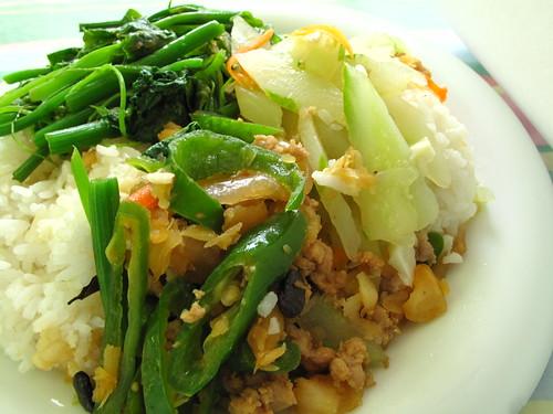 IMG_3803 Mixed Veggie Rice