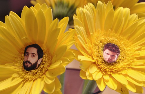 The Flower Men