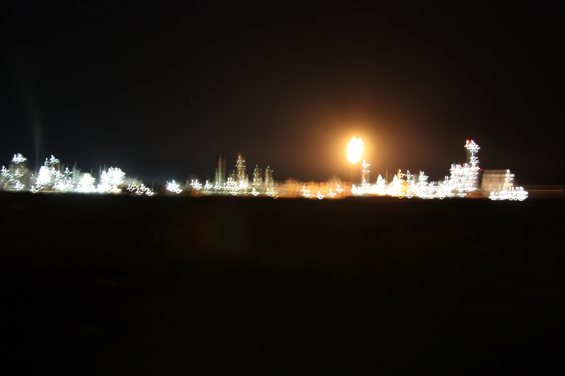 Refinery Lights