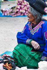 (Vanidad Cristiana) Tags: peru nikon oldwoman d80 acora