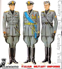 Italy Uniforms 2 Officers (Make Oxygen... Kill Co2...Plant More Trees) Tags: italy fashion vintage army clothing italian uniform general boots military coat retro riding jacket uniforms officer generals medals officers breeches ridingboots armyofficer officerwearinguniform