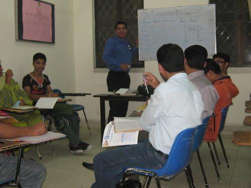 Rotary Community Centre - english language classes 02