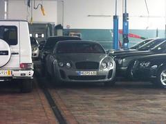 Bentley Continental Supersports (maaci) Tags: cars germany deutschland frankfurt hamburg bad continental bach lamborghini supercar premium bentley dealer supercars supersports kronberg