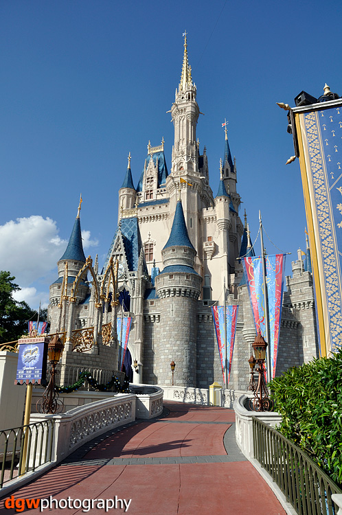 Magic Kingdom: Cinderella's Castle