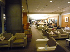 Air New Zealand LAX Lounge