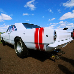 (MoStuff Sthlm) Tags: race vintage drag stock super racing strip dodge 1968 mopar sthlm dart 68 dragway orsa mopars mostuff tallhed