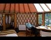 The Cosy Yurt (Stuart-Lee) Tags: chile patagonia latinamerica southamerica hotel yurt torresdelpaine accommodation patagoniacamp