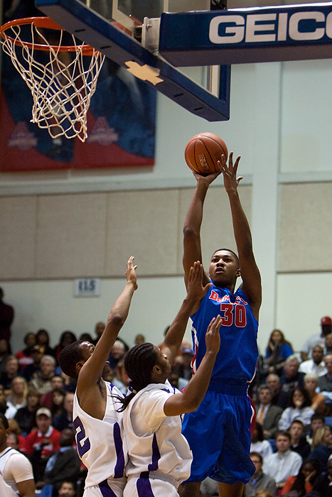 DeMatha Basketball Mikael Hopkins
