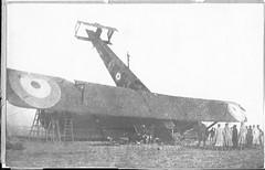 To many bombs and  high corn in the field Dunkirk Aerodrome 1916 Handley Page (n80426) Tags: plane airplane war aviation wwi great aeroplane worldwarone ww1 greatwar biplane 1916 handleypage aeronautical thegreatwar