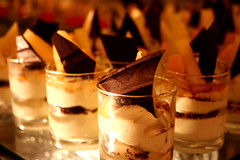 Dusit Thani's Tiramisu Up Close