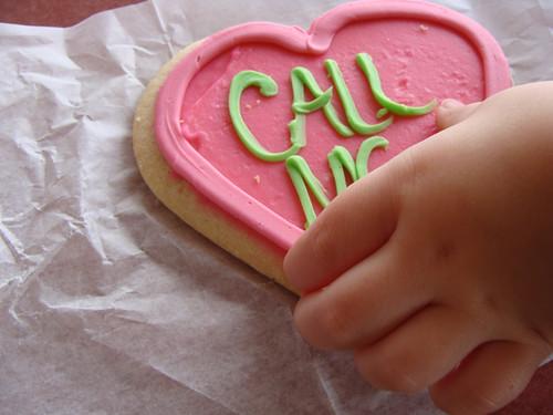 Valentine's Day at Merritt's Bakery