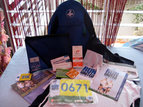 unilab run for wellness giveaway