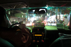 Taipei Night Taxi
