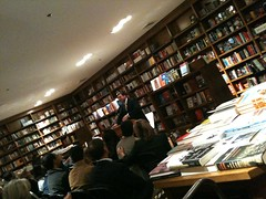 Santiago Maggi Book Signing