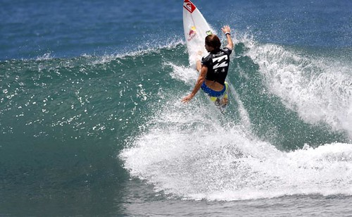 Billabong World Surfing Games