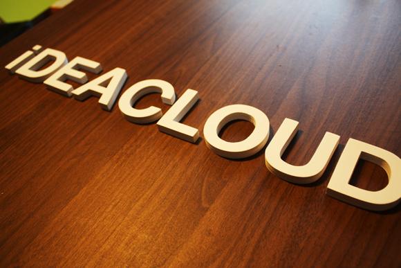 iDEACLOUDロゴ