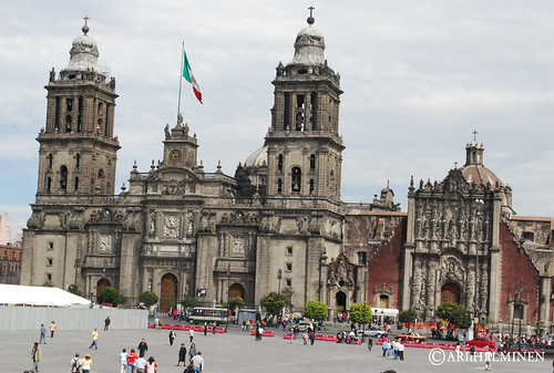 Vacations in Mexico City