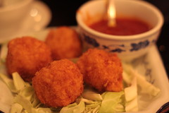 Ming Dynasty - Shrimp balls