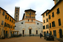 San Frediano a Lucca