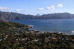 Philippines  -  Palawan  -  Coron Island (AlainBadoual) Tags: island town asia philippines asie coron mont palawan busuanga tapyas calamianes calamian