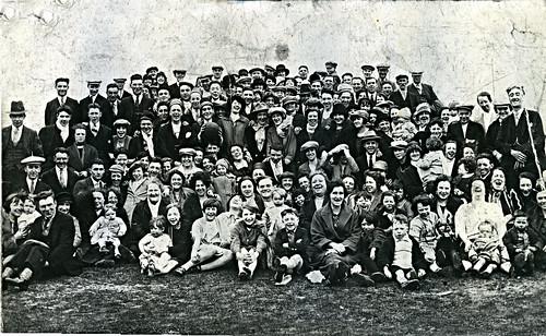 Elkie Street Ramble, Calton, 1920's