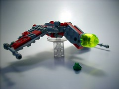 Frog Space! (Masked Builder) Tags: lego space scifi frogspace
