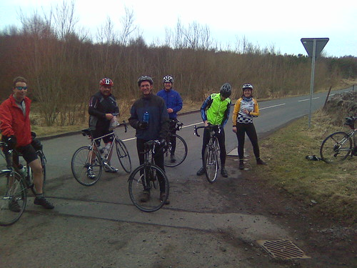East Calder Ride 20th March
