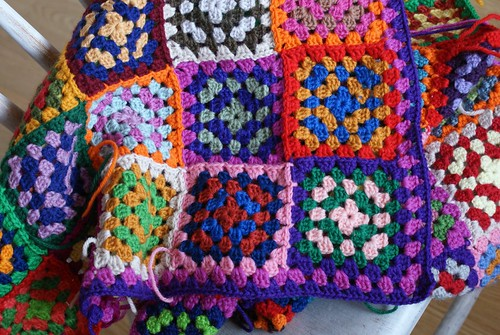 crochet a border
