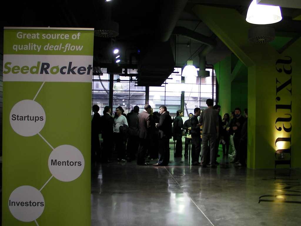 SeedRocket Investors' Day - Coffee Break