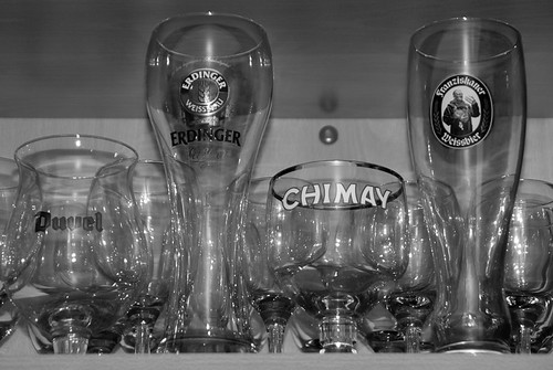 Day #82 - Beer glasses