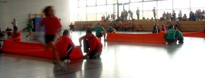 Sportfest Wettkampf