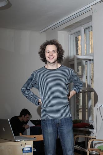 Migawki - spotkanie z Michałem Łuczakiem