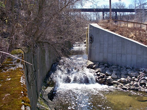 Ohio & Erie Canal - Lock 12 (Aetna Mills Lock)