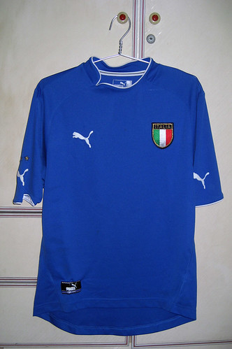 Italy 2003-2004 Home S/S