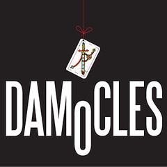 DAMOCLES-(2) (Xavier Vallverd) Tags: danger card threat spade damocles
