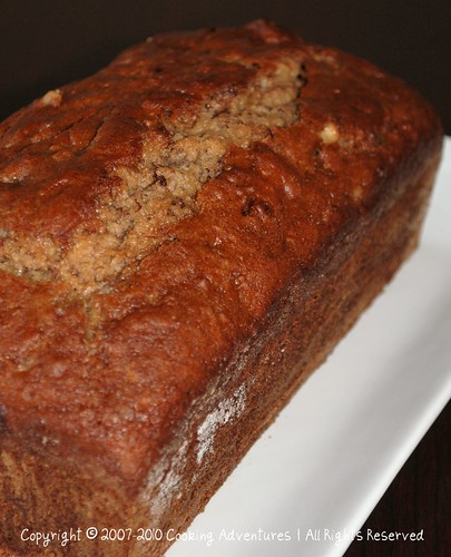 Banana Nut Bread (02) By Poonam Phatak