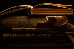 BOOKS&PAGES (Jones) Tags: buch roman alt literatur schrift papier neuss bcher antik alte seite seiten norf altdeutsch einband