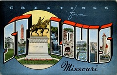 Greetings from St. Louis, Missouri Postcard_img856 (Wampa-One) Tags: old vintage postcard stlouismo saintlouismissouri bigletters apotheosisofsaintlouis largeletterpostcard greetingsfromstlouismissouri