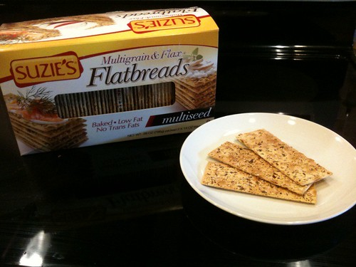 Suzie's Flatbread Crackers