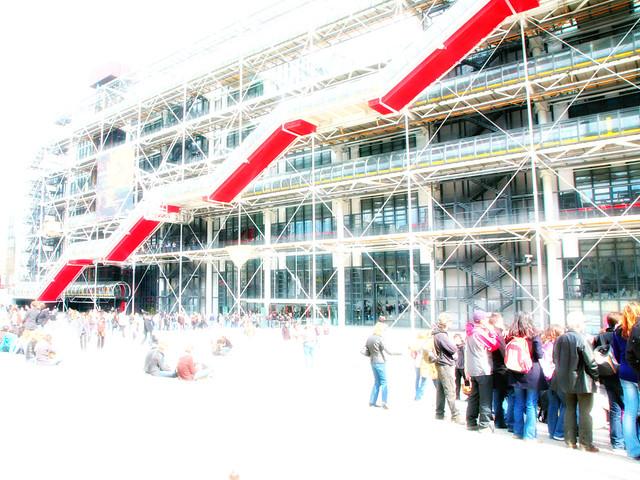 Centre Pompidou + 2
